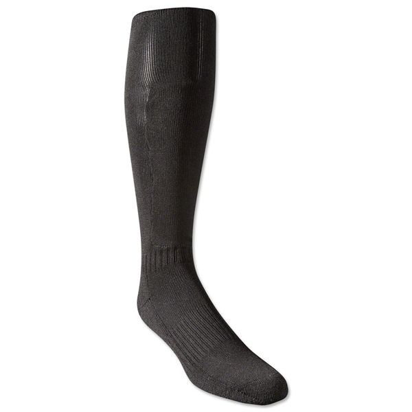 Pro Feet Wombat Performance Sock with Inner Shin Guard Pouch (Black)