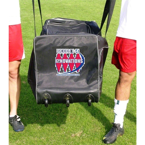 Soccer Innovations Large Gear Bag With Wheels