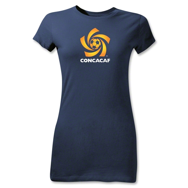 CONCACAF Junior Women's T-Shirt (Navy)