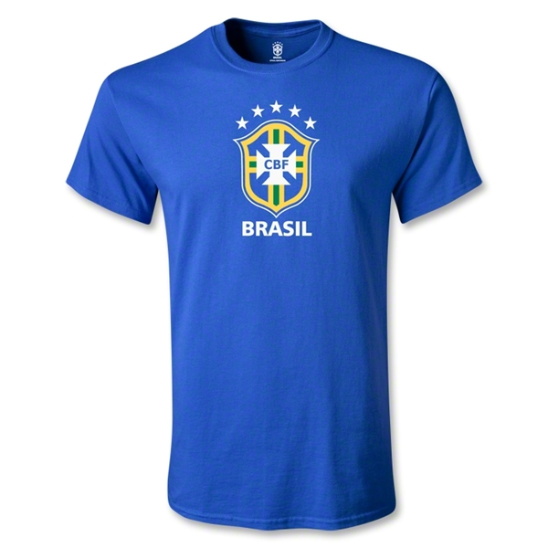Brazil Youth T-Shirt (Royal)