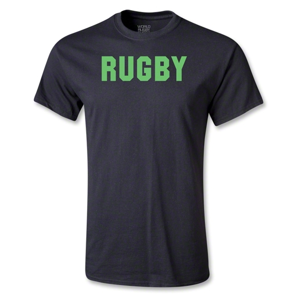 RUGBY Youth T-Shirt (Black)
