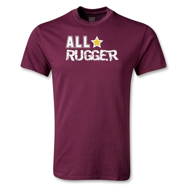 All Star Rugger Youth T-Shirt (Maroon)