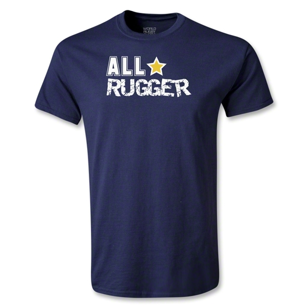 All Star Rugger Youth T-Shirt (Navy)