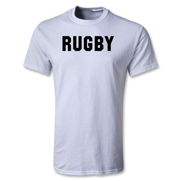 RUGBY Youth T-Shirt (White)