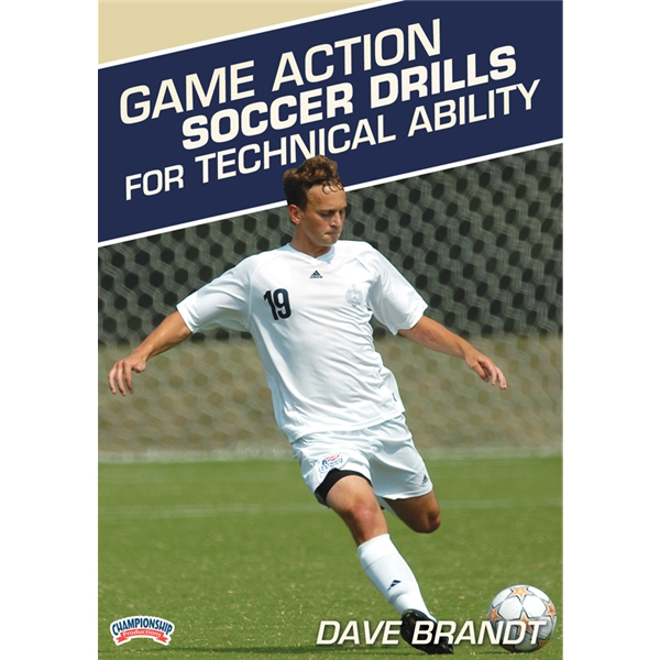 Dave Brandt Game Action Drills for Technical Ability DVD