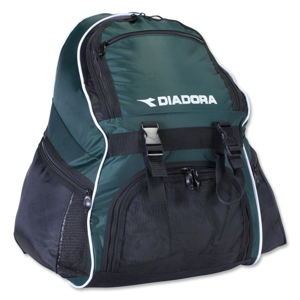 Diadora Squadra Backpack (Dark Green)