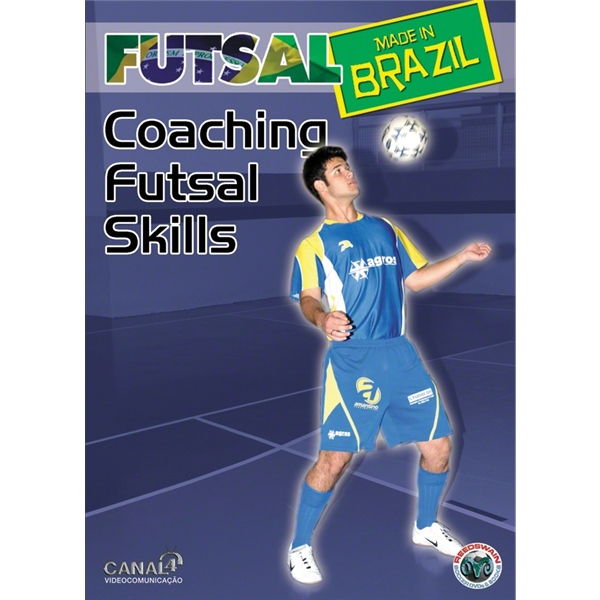 Technical Training-Coaching Futsal Skills DVD