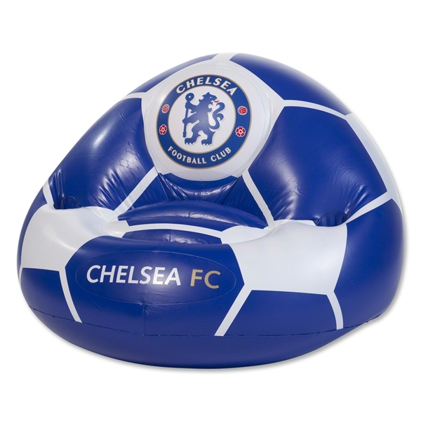 Chelsea Inflatable Football Chair
