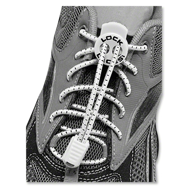 Lock Laces (White)