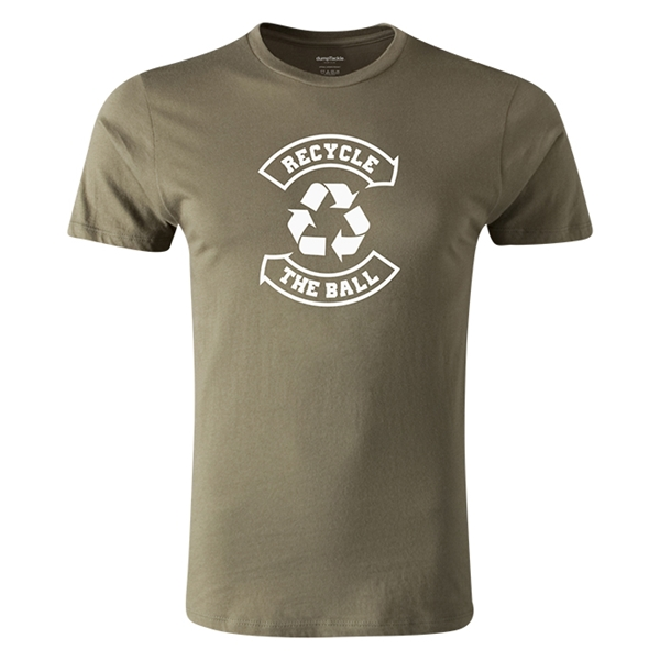 dumpTackle Recycle the Ball T-Shirt