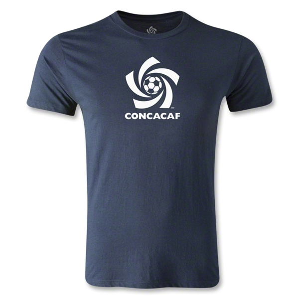 CONCACAF Men's Fashion T-Shirt (Navy)