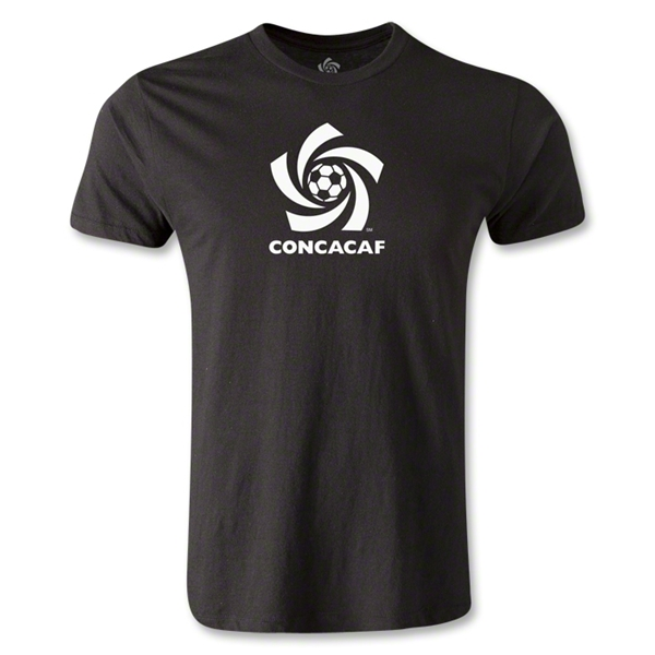 CONCACAF Men's Fashion T-Shirt (Black)