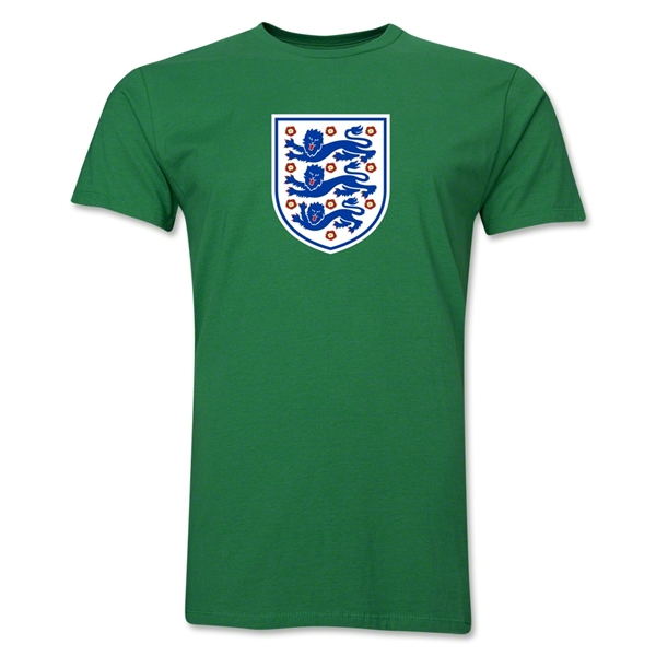 England Core Men's Fashion T-Shirt (Green)