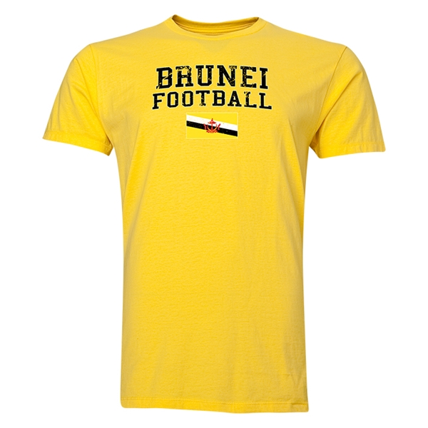 Brunei Football T-Shirt (Yellow)