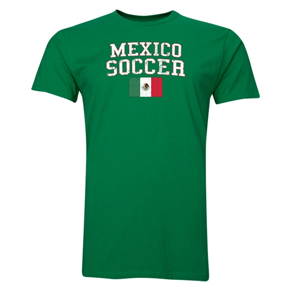 Mexico Soccer T-Shirt (Green)
