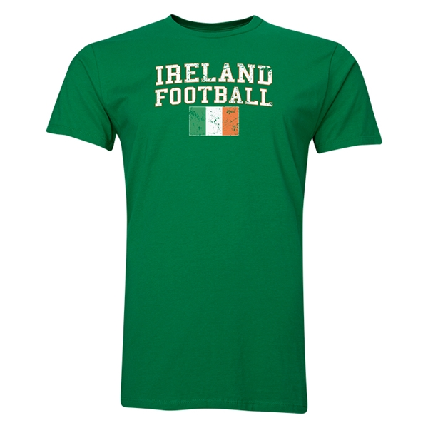 Ireland Football T-Shirt (Green)