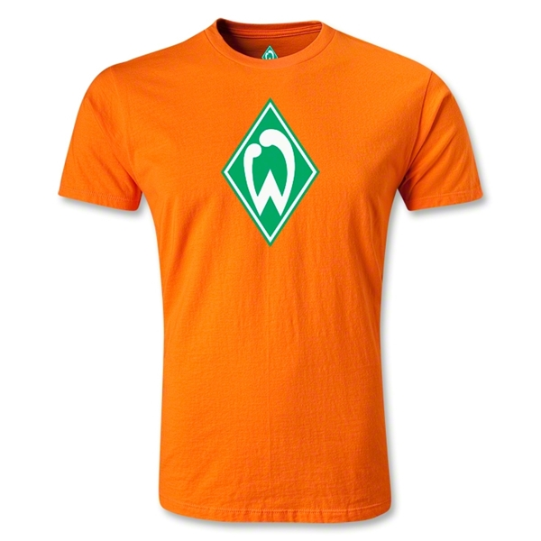 Werder Bremen Men's Fashion T-Shirt (Orange)