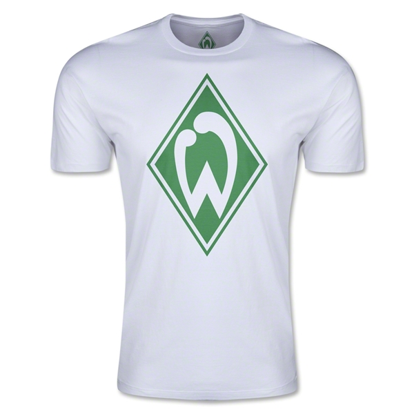 Werder Bremen Men's Fashion T-Shirt (White)