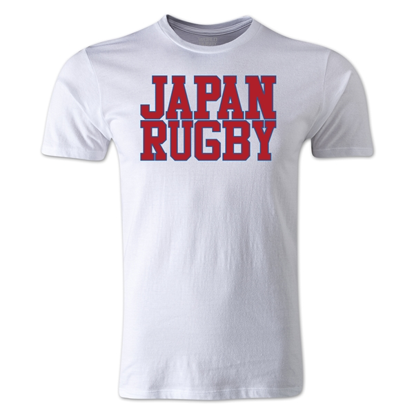 Japan Supporter Rugby T-Shirt (White)