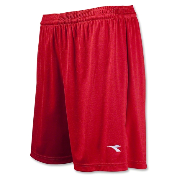 Diadora Grinta Short (Red)