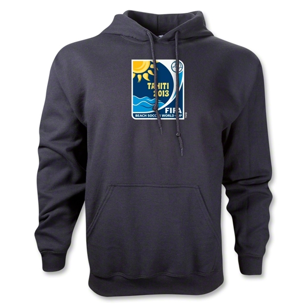 FIFA Beach World Cup 2013 Emblem Hoody (Black)