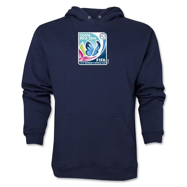 FIFA U-17 Women's World Cup Costa Rica 2014 Men's Core Hoody (Navy)