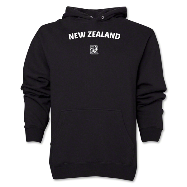 New Zealand FIFA U-17 Women's World Cup Costa Rica 2014 Men's Core Hoody (Black)