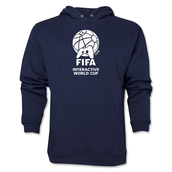FIFA Interactive World Cup Core Emblem Hoody (Navy)