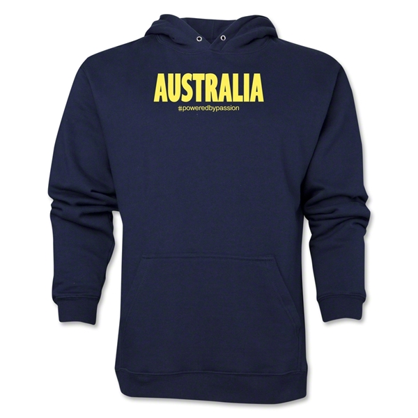 Australia Powered by Passion Hoody (Navy)