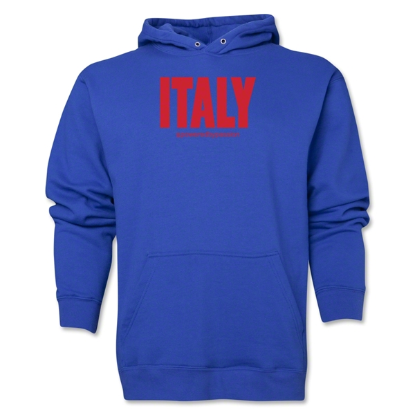 Italy Powered by Passion Hoody (Royal)