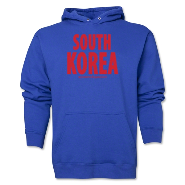 South Korea Powered by Passion Hoody (Royal)
