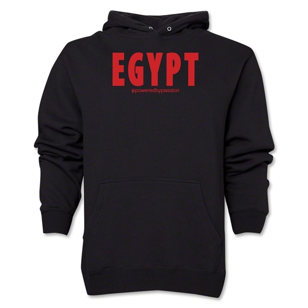 Egypt Powered by Passion Hoody (Black)