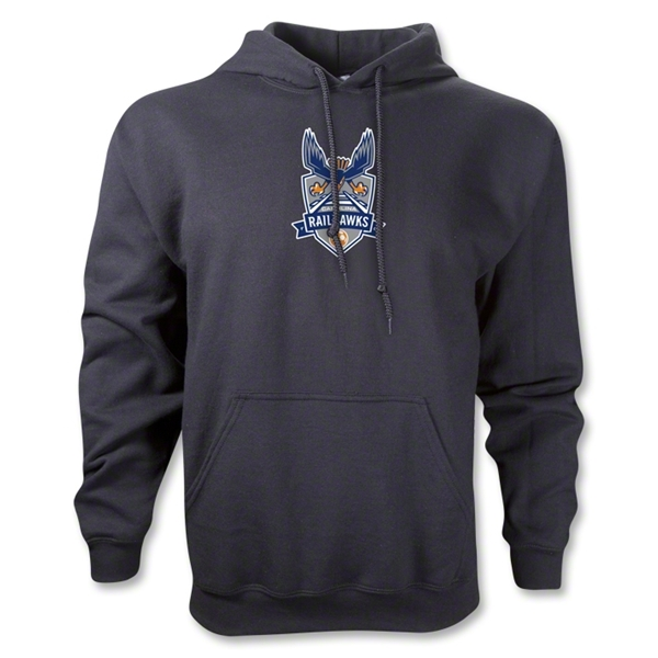 Carolina Railhawks Hoody (Black)
