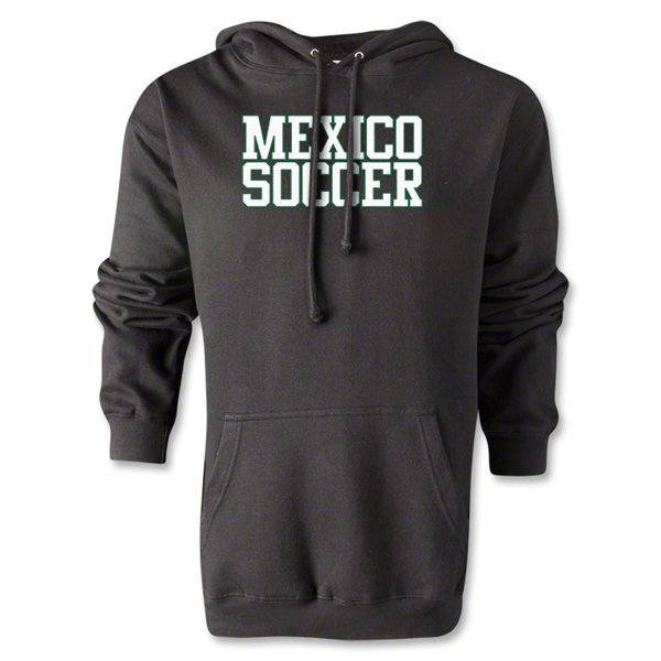 Mexico Soccer Supporter Hoody (Black)