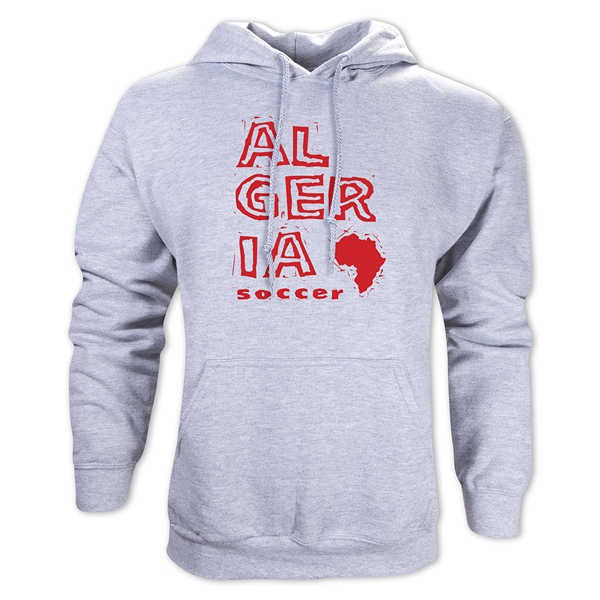 Algeria Country Hoody (Dark Gray)