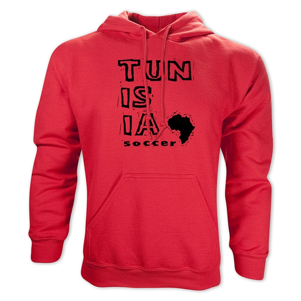 Tunisia Country Hoody (Red)
