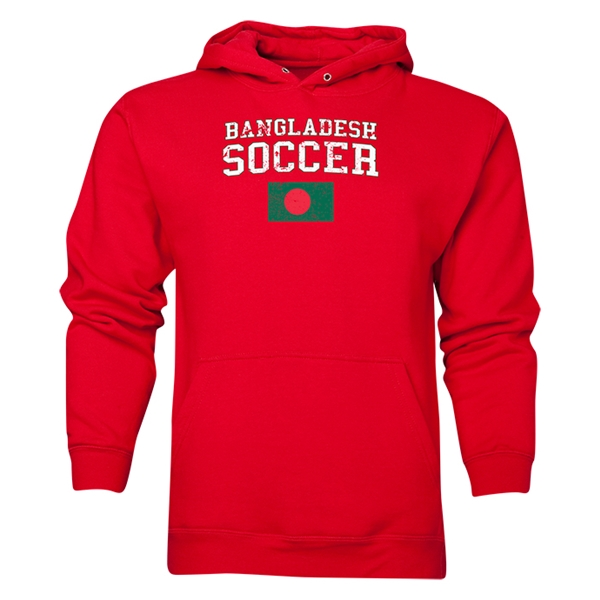 Bangladesh Football Hoody (Red)