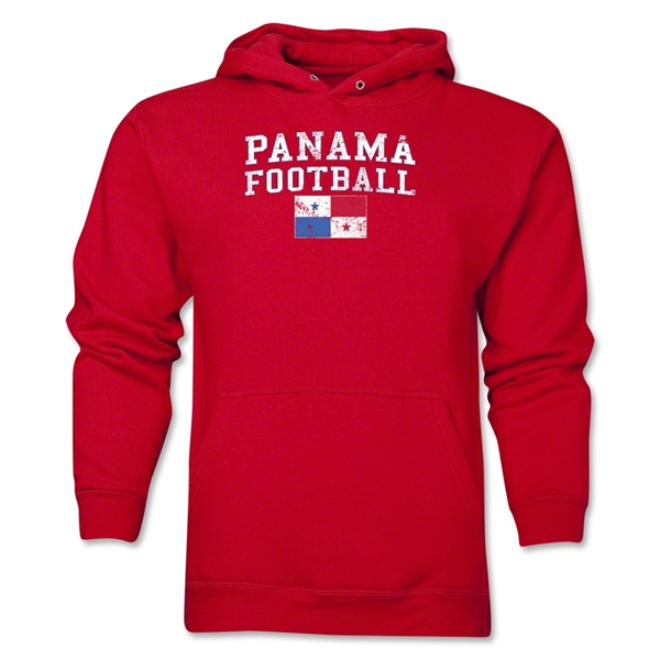 Panama Football Hoody (Red)