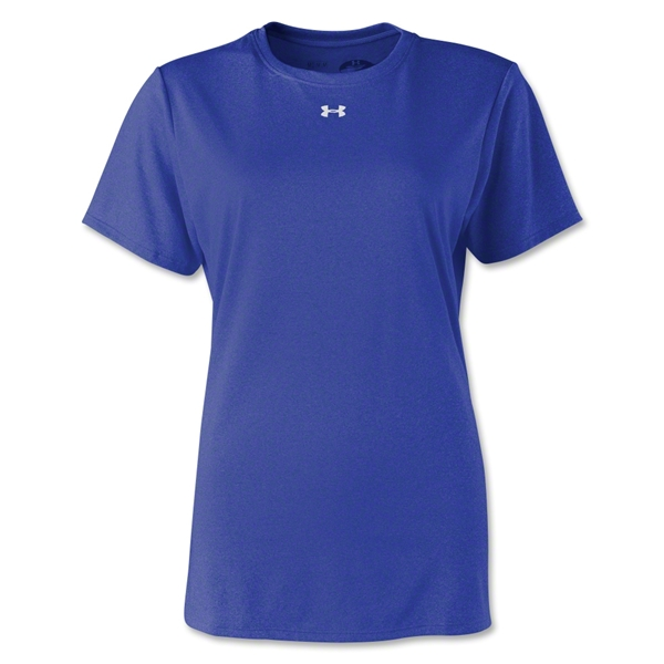 Under Armour Women's Locker T-Shirt (Royal)