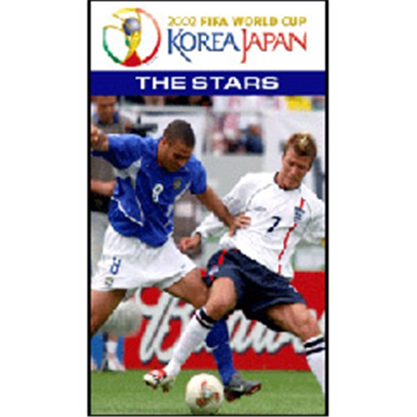 Stars of the FIFA World Cup 2002 Soccer DVD