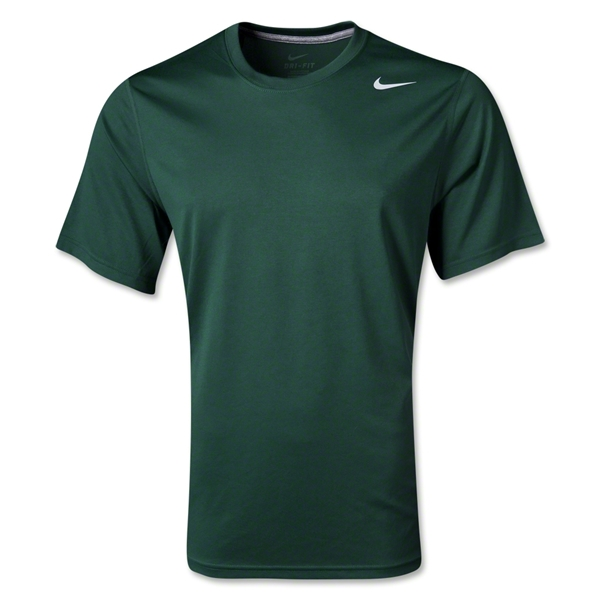 Nike Legend Poly Top (Dark Green)