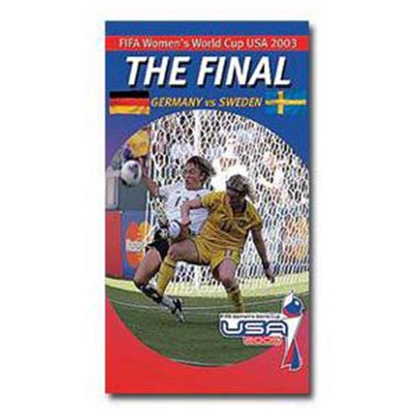 Final Game-Women's World Cup 2003 Soccer DVD