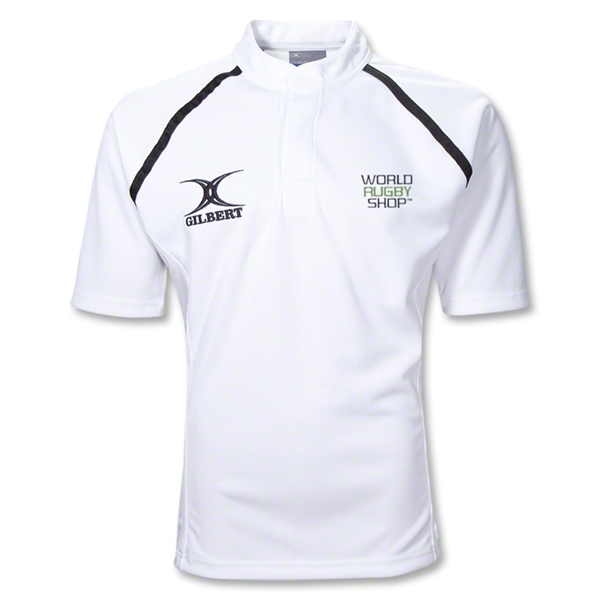 Gilbert World Rugby Shop Xact Rugby Jersey (White)