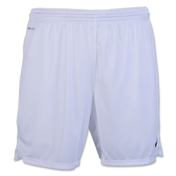 Nike Hertha Knit Soccer Shorts (White)