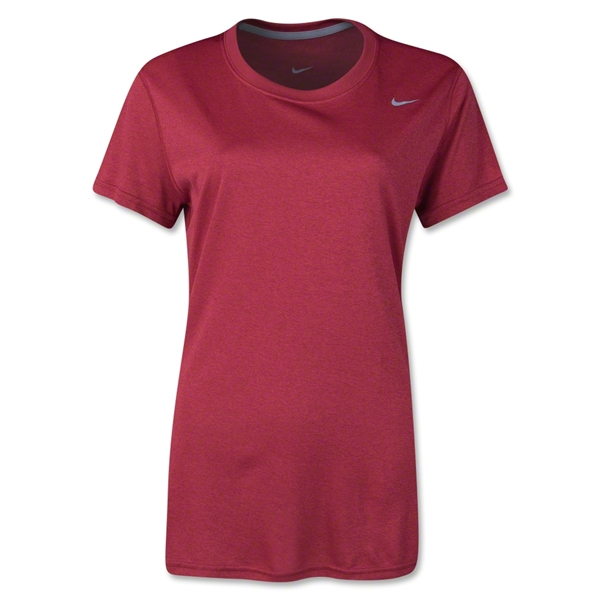 Nike Women's Legend Shirt (Crimson)