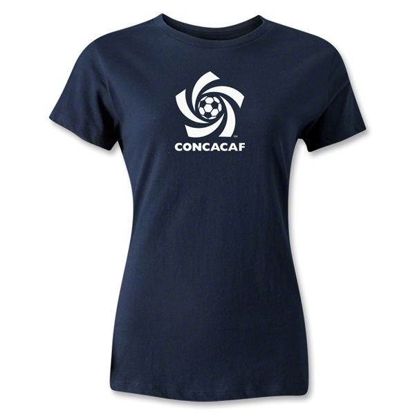 CONCACAF Women's T-Shirt (Navy)
