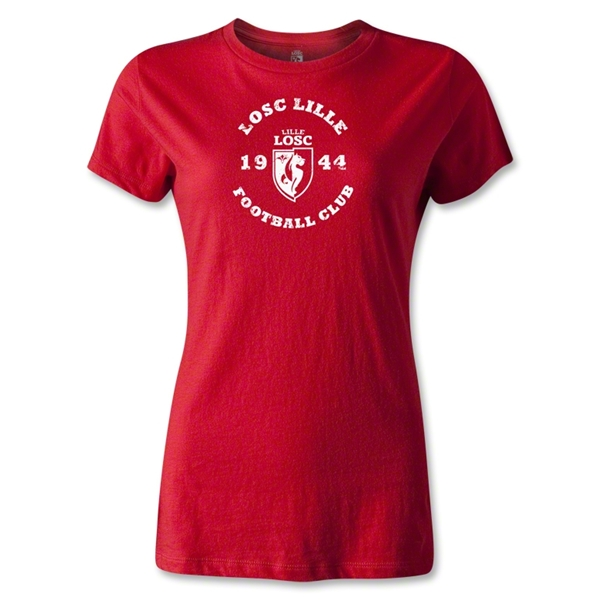 LOSA Lille Women's T-Shirt (Red)