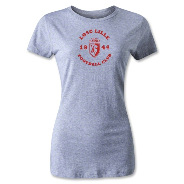 LOSC Lille Women's T-Shirt (Gray)