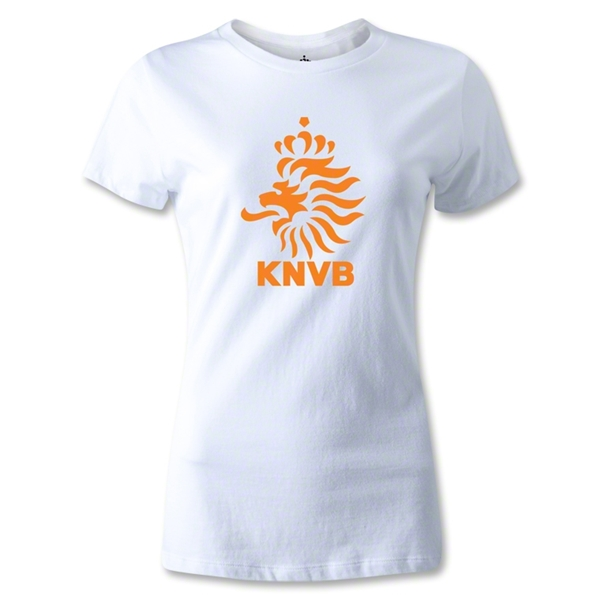 Netherlands Women's T-Shirt (White)
