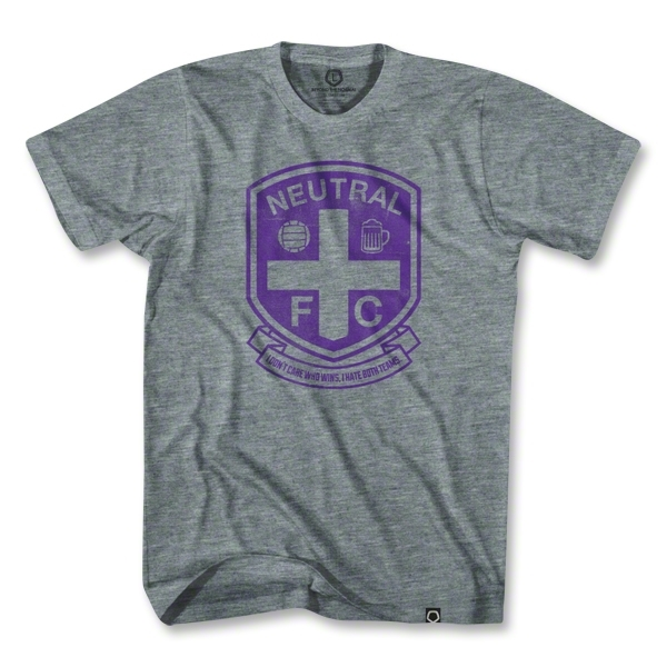 Neutral FC Crest T-Shirt (Gray)